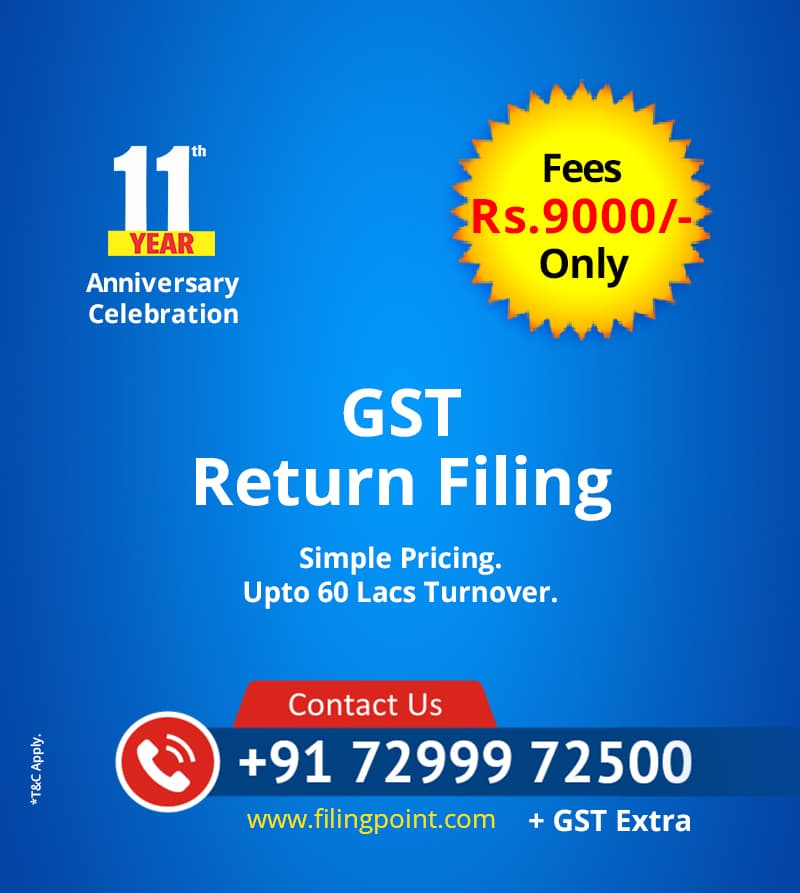 GST Filing Services Near Me Chennai Alwarpet
